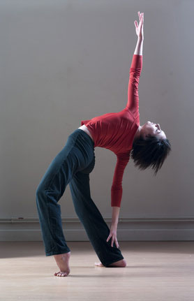 Equilibre dance art-therapie