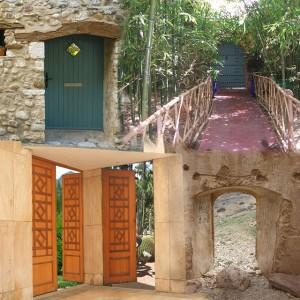 portes ouverture chemin