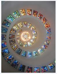 spirale mosaique