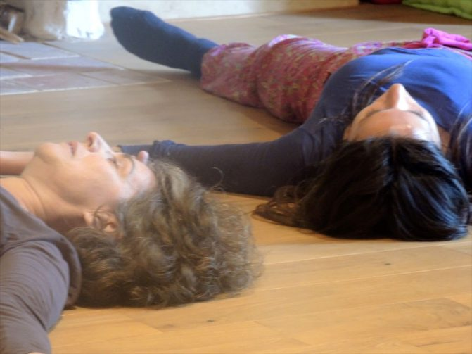 relacher stage danse thérapie 2016